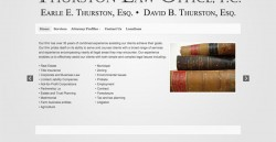 Thurstonlawoffice.com