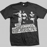 The Suicide Thompsons – Luchadores
